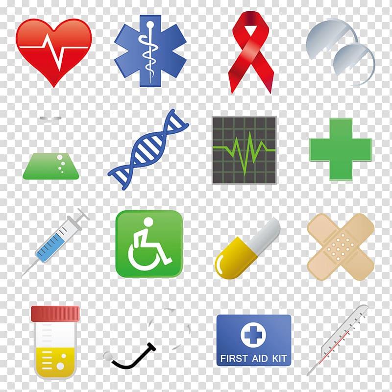 Hospital logo, Medicine Icon design Health Care Icon.