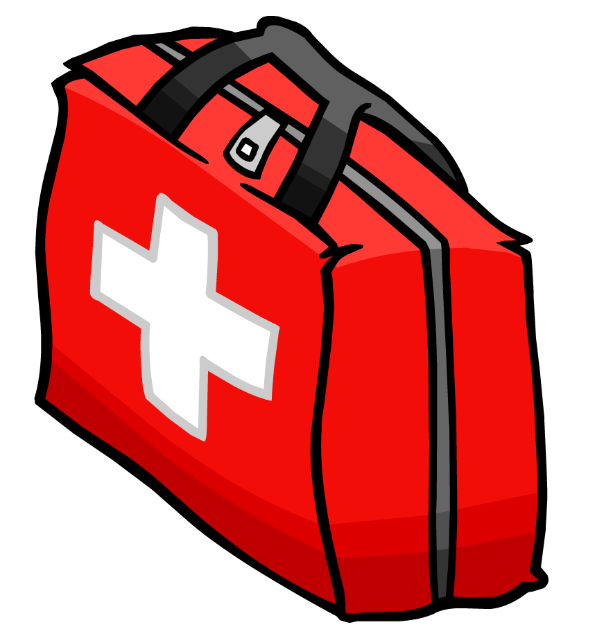 Download First Aid Kit Clipart HQ PNG Image.