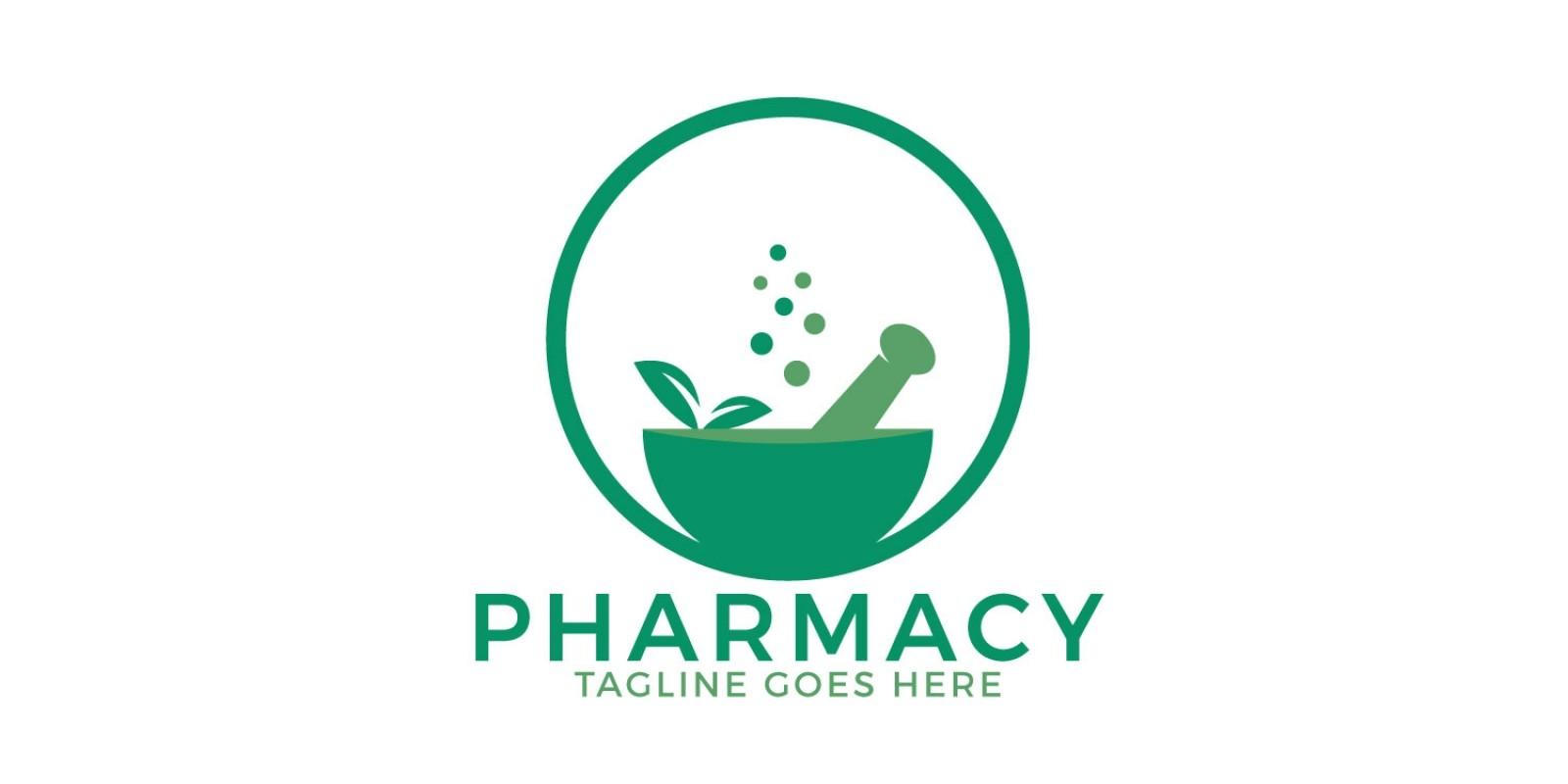 Pharmacy medical Logo Design.