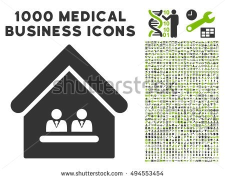 Medical Office Assistant Clipart.
