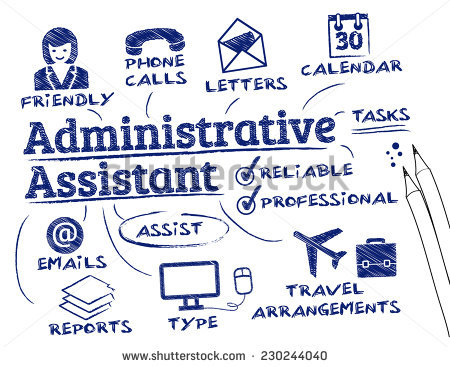 Personal Assistant Stock Images, Royalty.