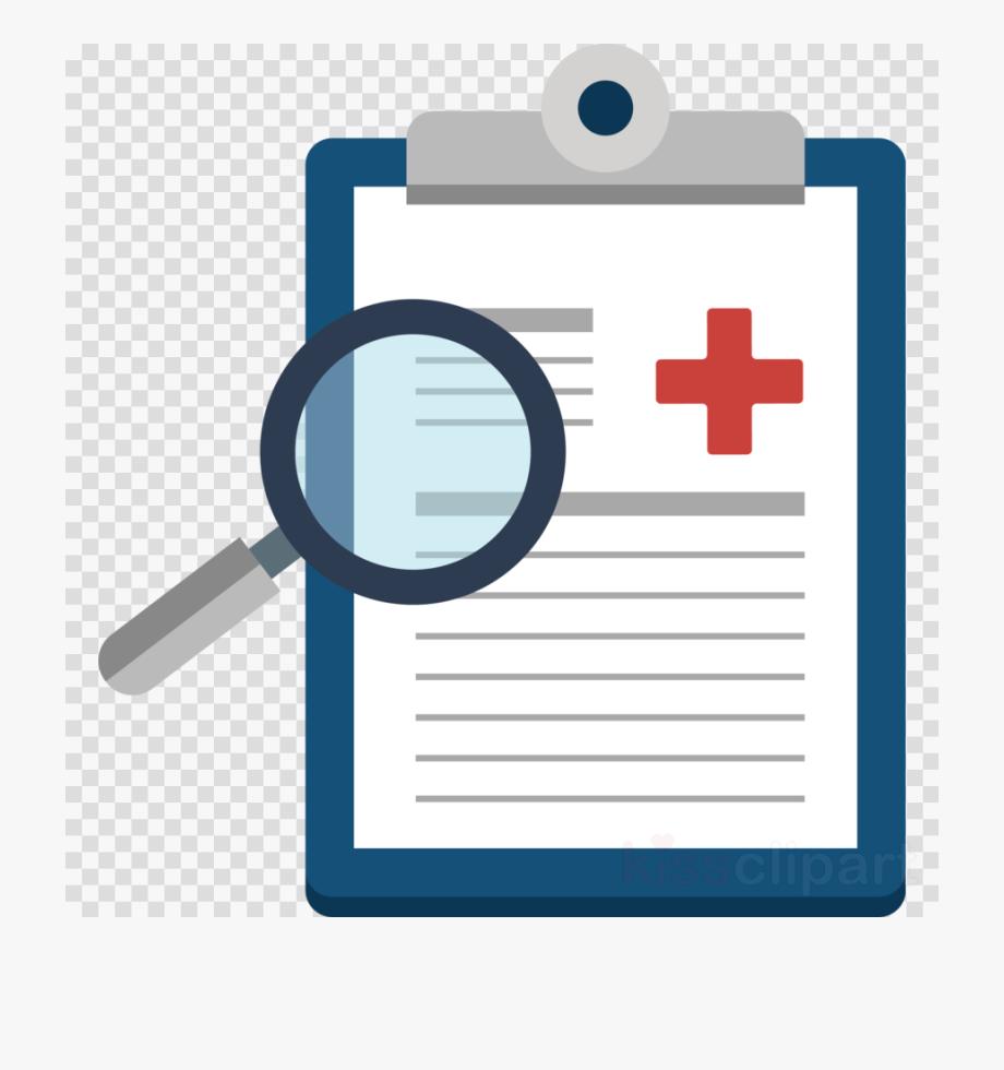 Transparent Medical Records Clipart #2915397.