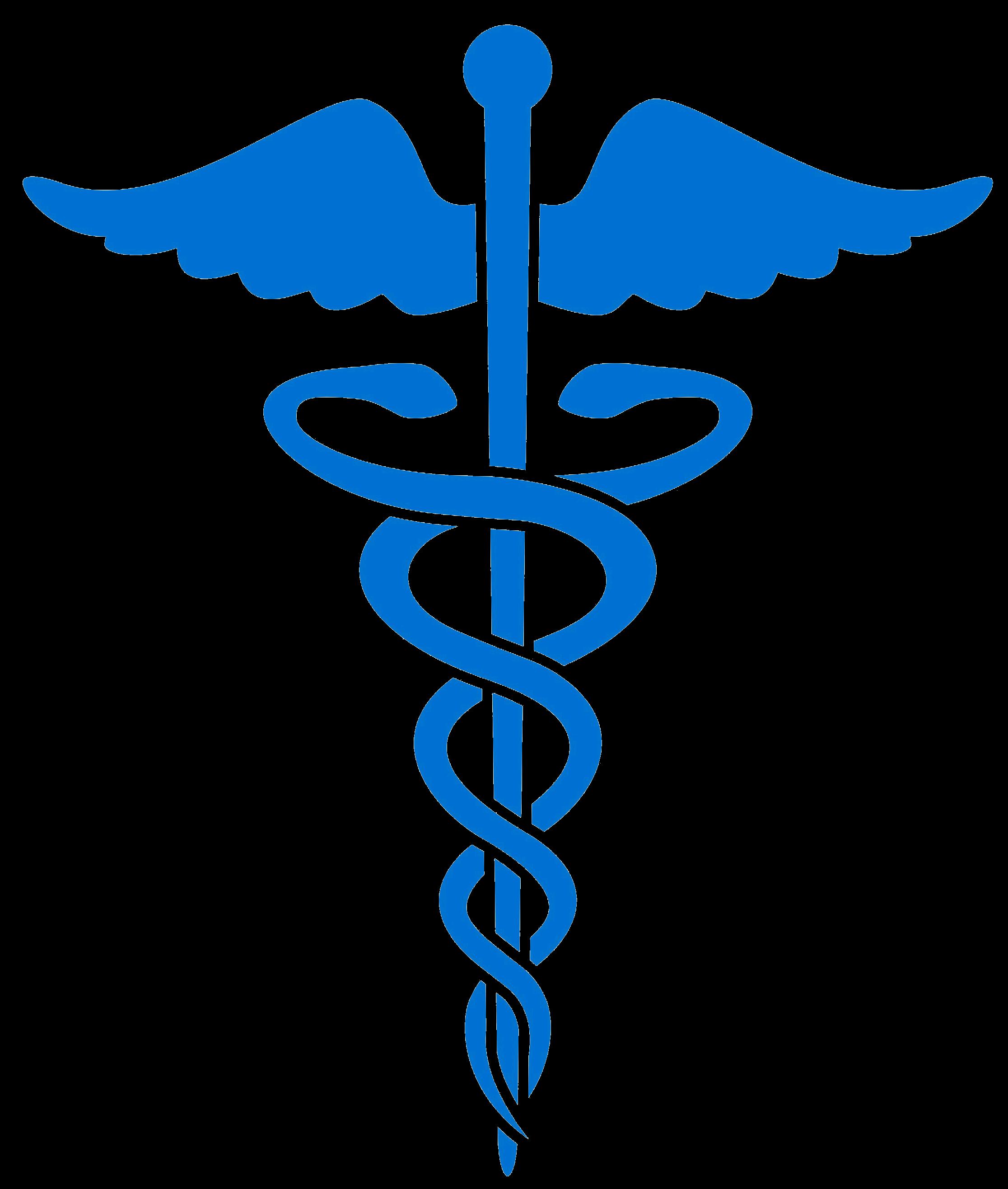 Medical Symbol Snake.