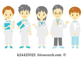 Medical staff Clipart Royalty Free. 2,971 medical staff clip art.
