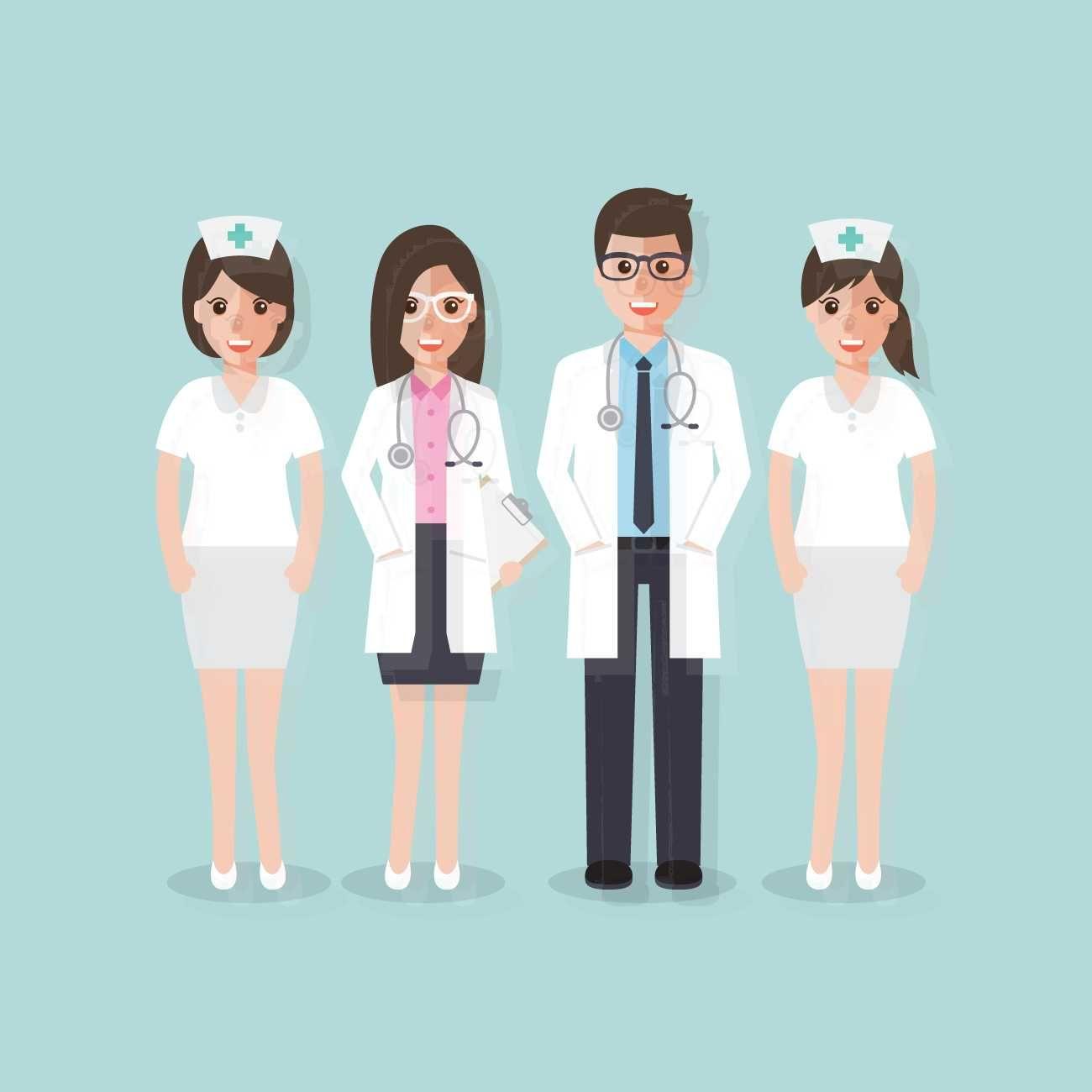 Medical Team Design.