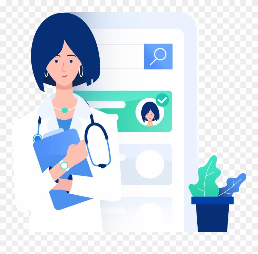 Medical Doctor Png.