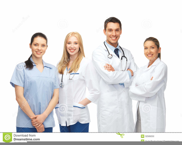 Medical Students Clipart.