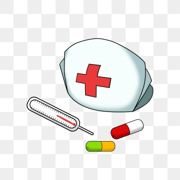 Medical Supplies PNG Images.