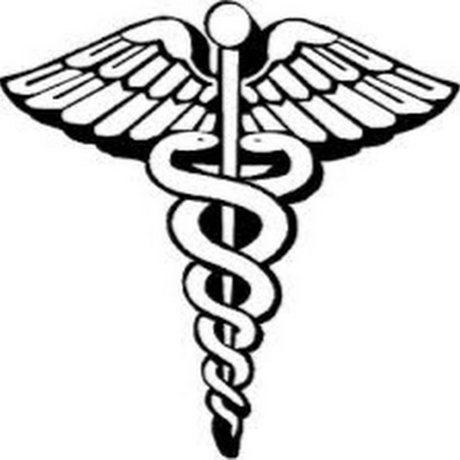 Download medical symbol clipart Staff of Hermes Caduceus as.