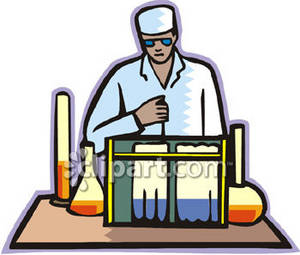 Medical Technologist Clip Art.