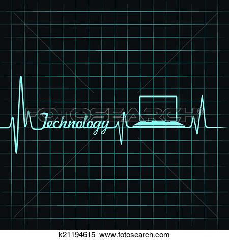 Clipart of Medical technology concept k21194615.