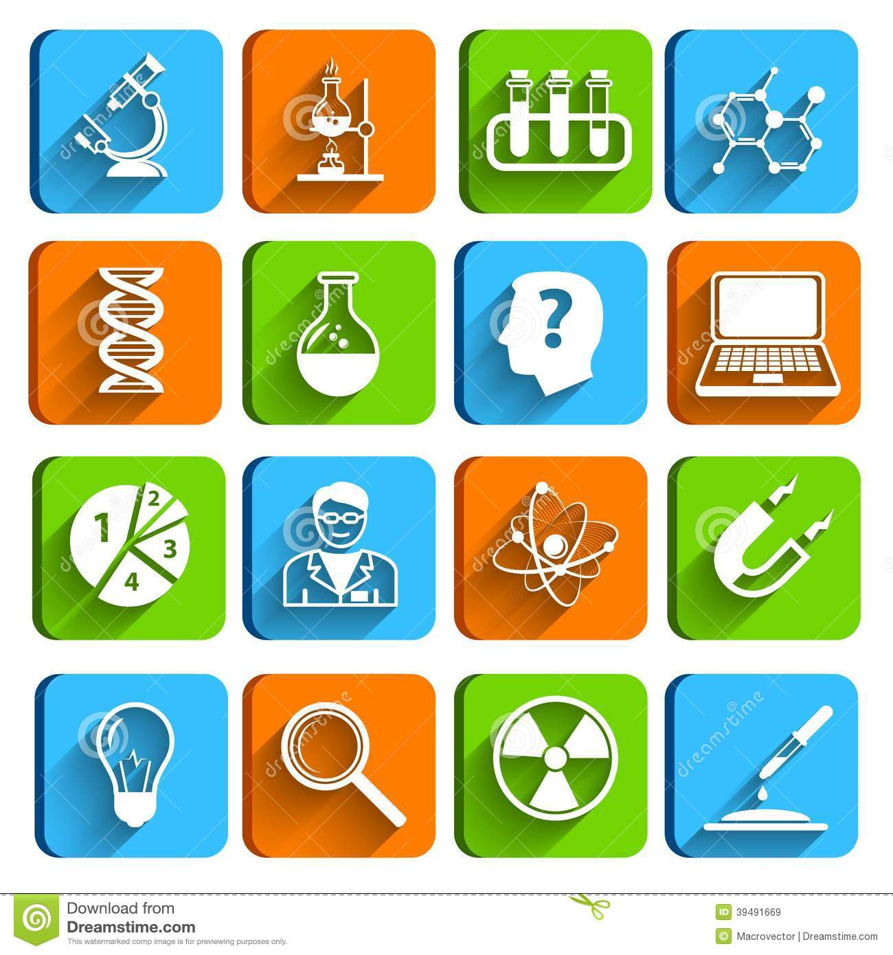 Medical laboratory science clipart.