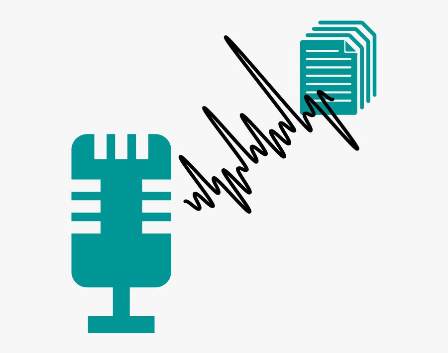Medical Transcription Logo Clipart , Png Download , Free.