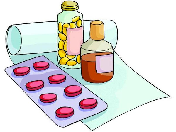 Medication Clipart 3021.