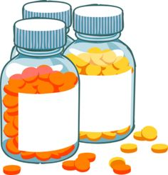 Kids Medicine Clipart.