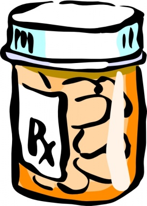 Take Medicine Clipart.