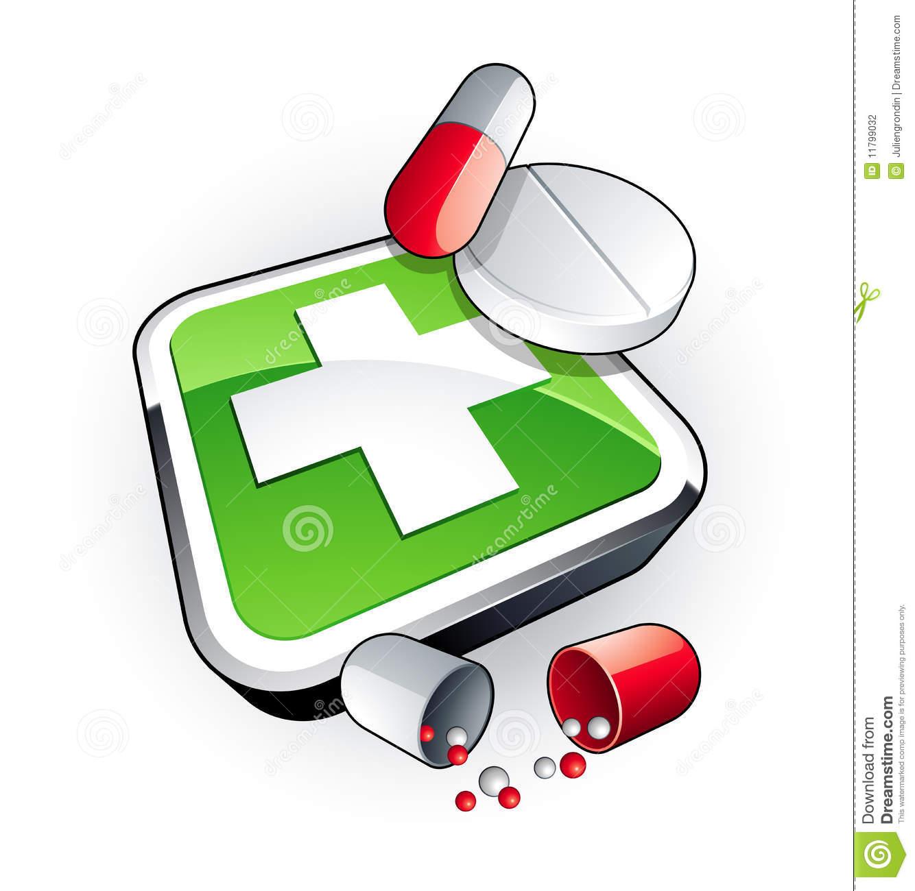 Medicinal Clipart.