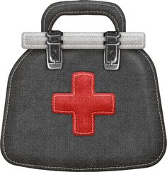 Doctors bag clipart.