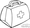 Medical Bag Clipart.