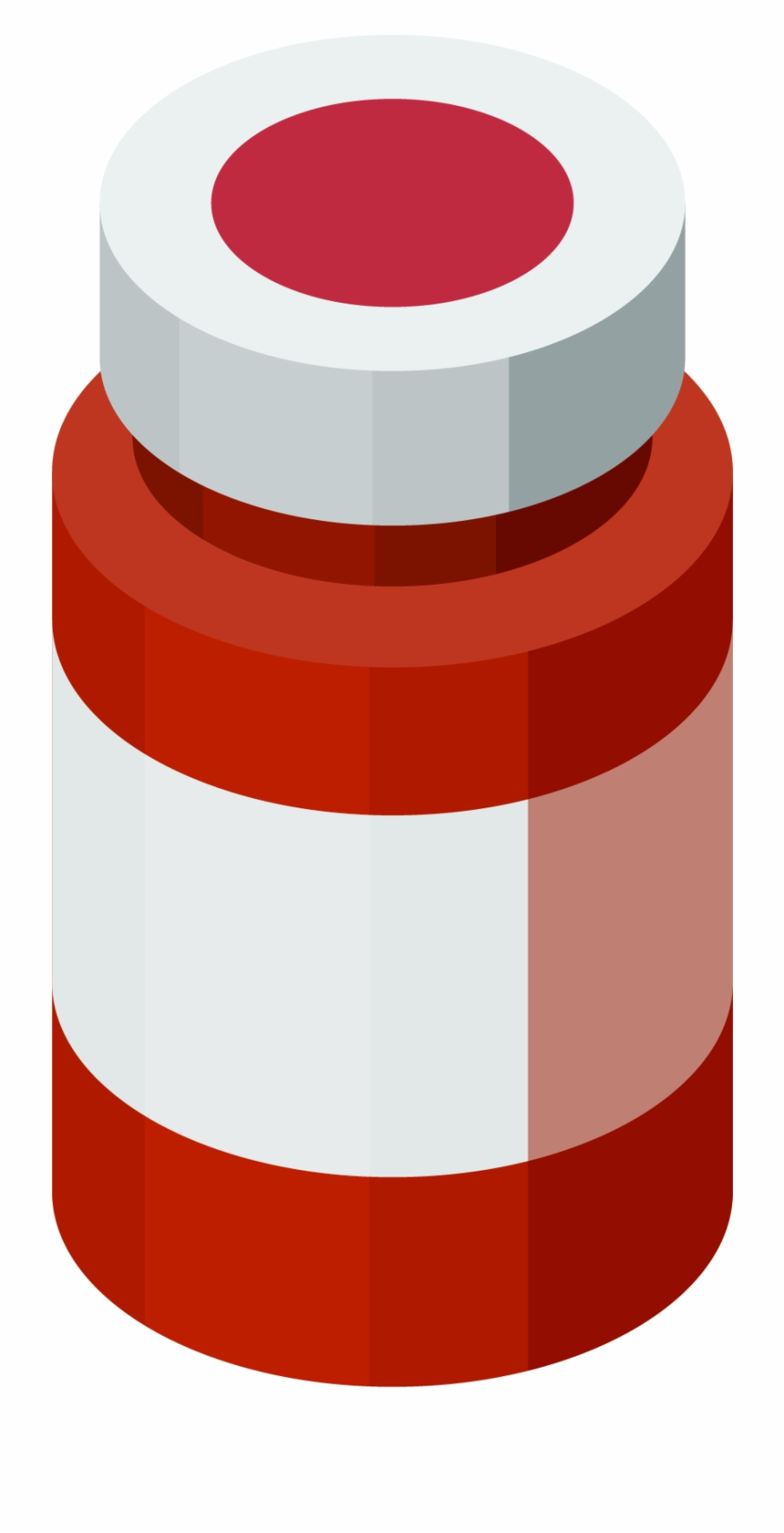 Medical Treatment Medicine Bottle Png And Vector Image.