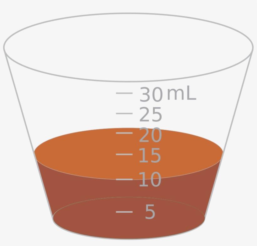 30ml Cup 10ml.