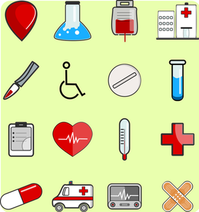 319 free medical clinic clipart.