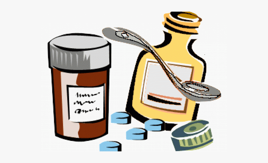 Medicine Clipart Medication Storage.