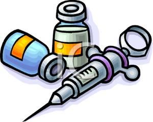 Medicines clip art.