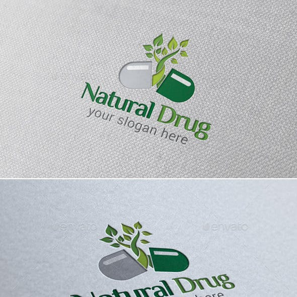 Medicines Logo Templates from GraphicRiver.