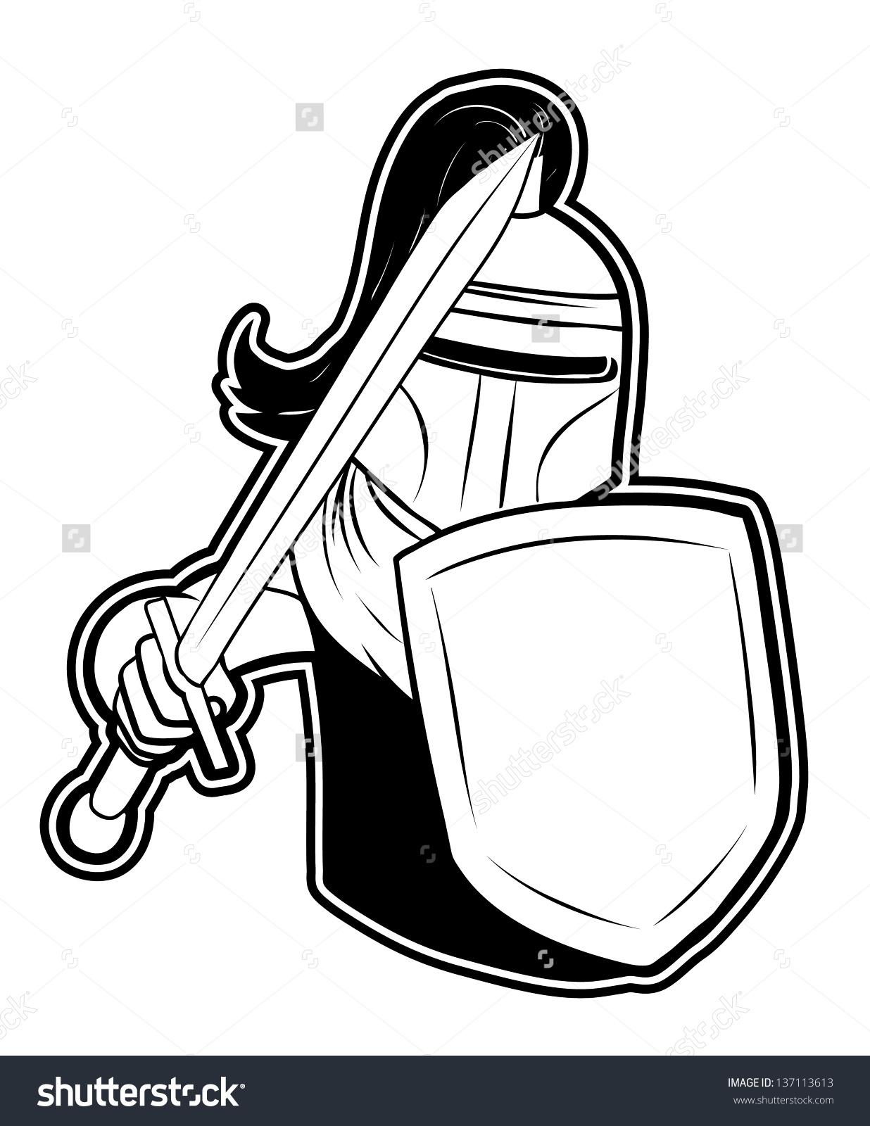 Similiar Black And White Knight Keywords.