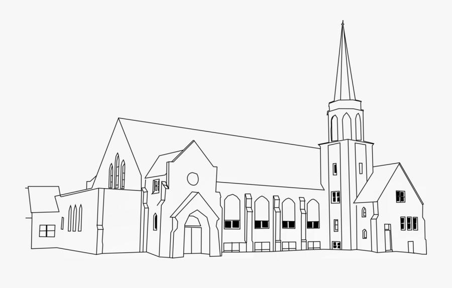 House,church,facade.