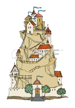 3,454 Medieval City Stock Illustrations, Cliparts And Royalty Free.