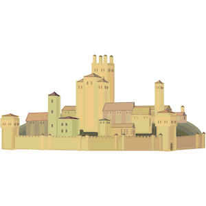 Medieval City Italy clipart, cliparts of Medieval City Italy free.