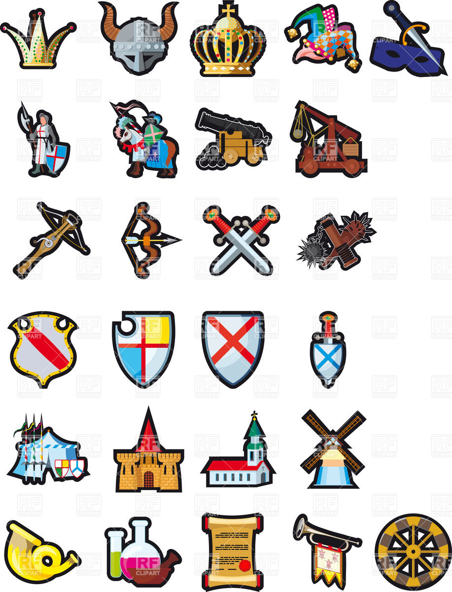 Medieval Clip Art Free.