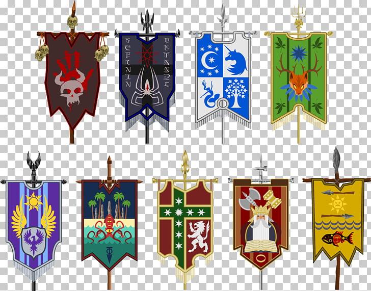 Banner Pennon United States Heraldic flag, medieval.