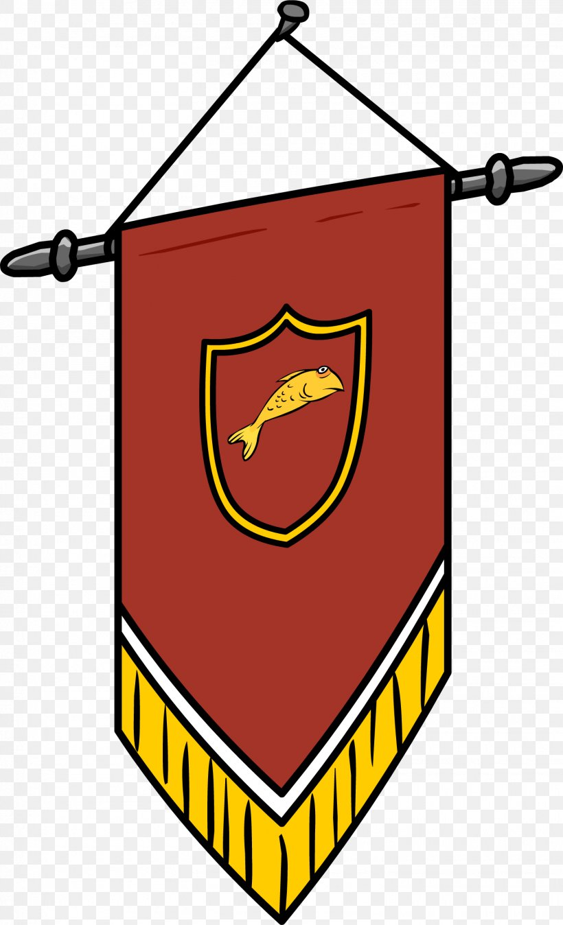 Banner Vector Graphics Clip Art Middle Ages Flag, PNG.