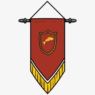 Medieval Banner Png.