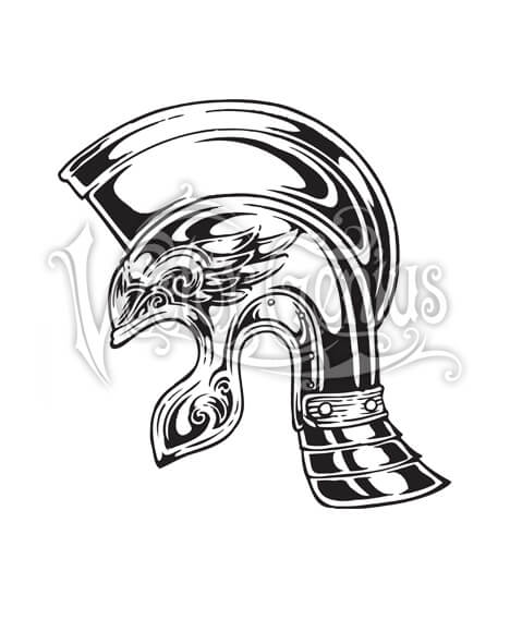 Armor Medieval Helmet ClipArt.