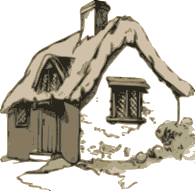 Free vector graphic: Cottage, Cabin, House, Home.