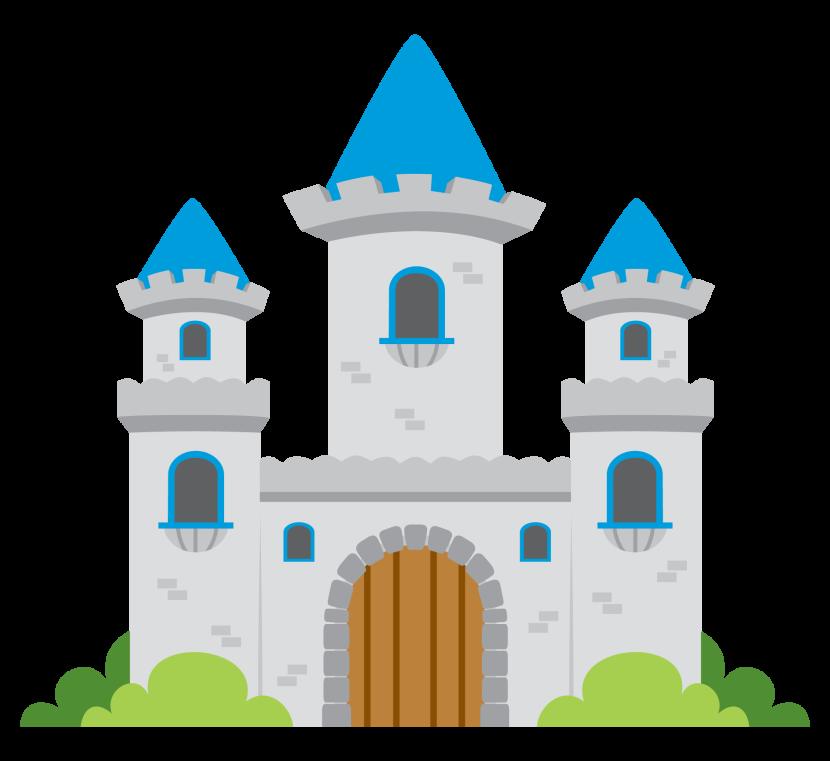 Best Castle Clipart #24009.