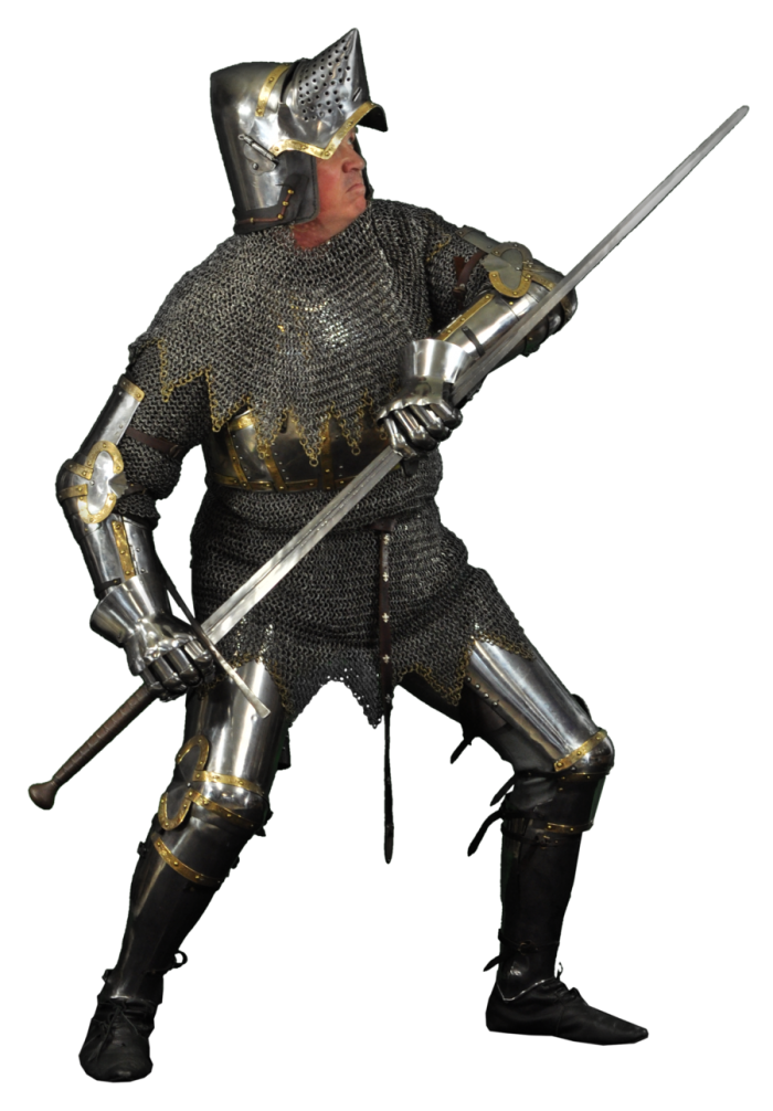 Medieval Knights Png Vector, Clipart, PSD.