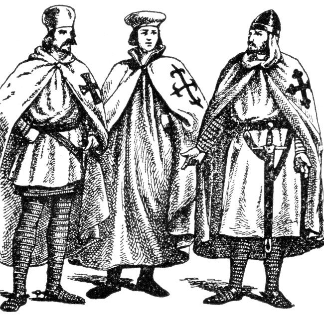 Medieval Knights oktouse.