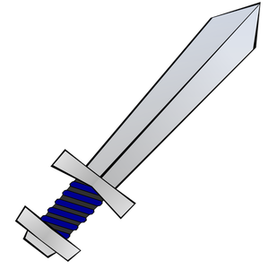 572 medieval sword clipart.