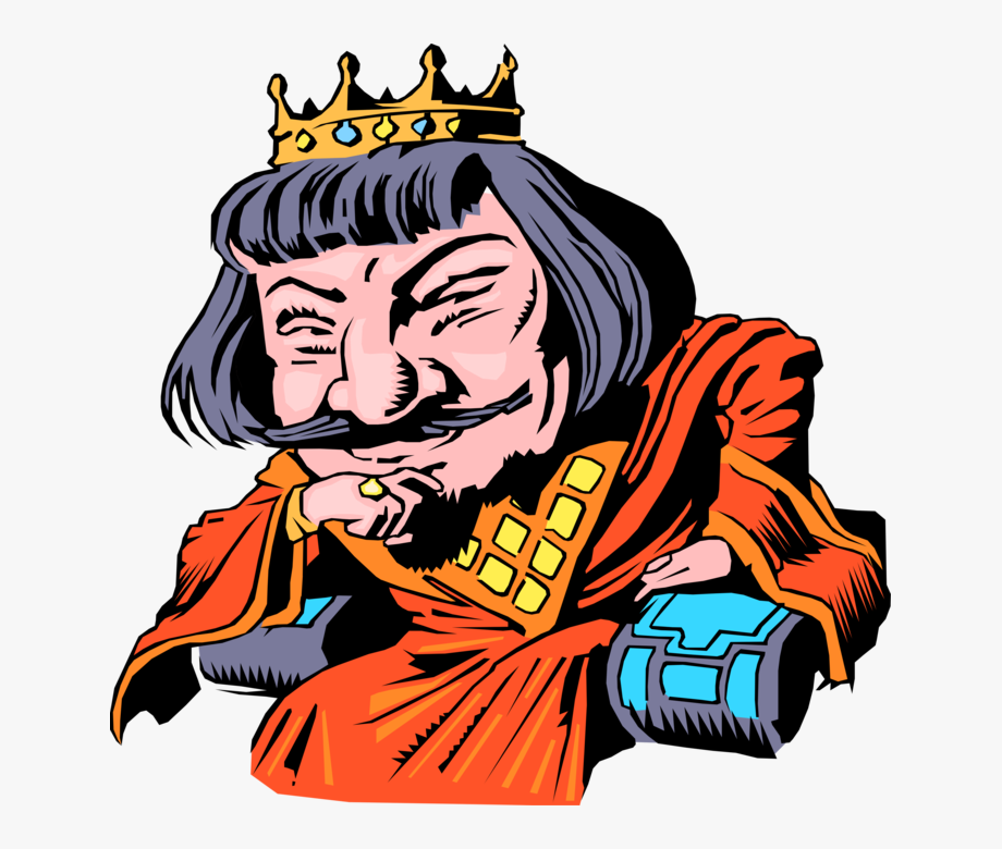 King Medieval Times Clipart , Transparent Cartoon, Free.