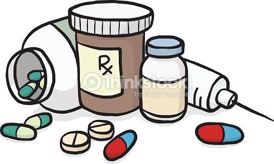 Medikamente clipart » Clipart Station.