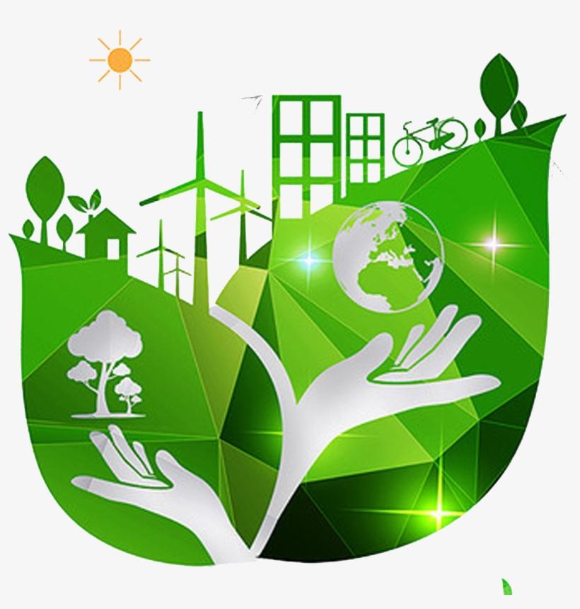 Natural Environment Clipart Healthy Environment.