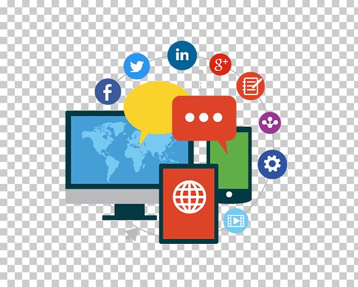 Marketing en redes sociales medios de comunicación, redes.