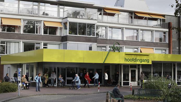 Medisch Centrum Alkmaar heeft weer stroom.