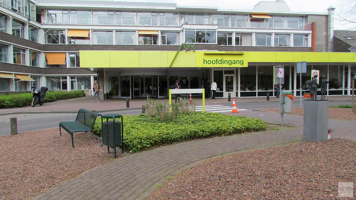 Ontwerpbestemmingsplan ziekenhuis Alkmaar ter inzage.