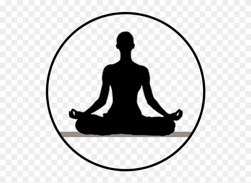 Meditation Clipart Yoga Class.